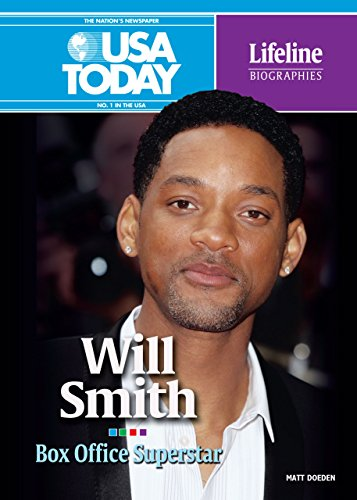9780761342656: Will Smith: Box Office Superstar (USA Today Lifeline Biographies)