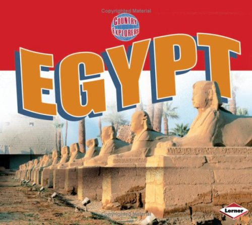 9780761342786: Egypt (Country Explorers)