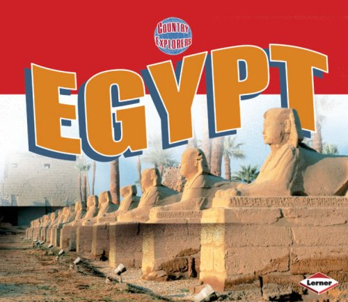 9780761342823: Egypt (Country Explorers)