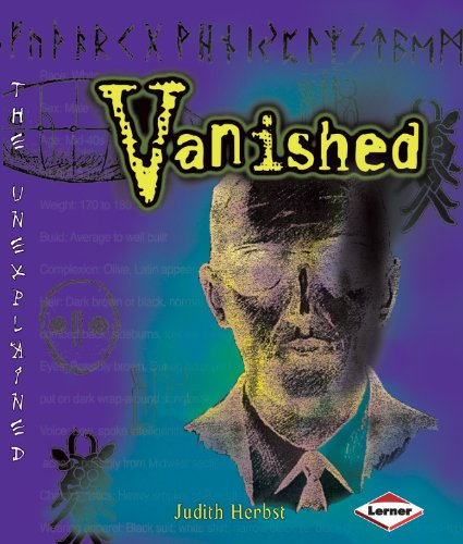 Vanished (Unexplained) (076134313X) by [???]