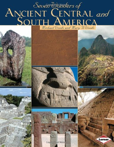 9780761343295: Seven Wonders of Ancient Central and South America