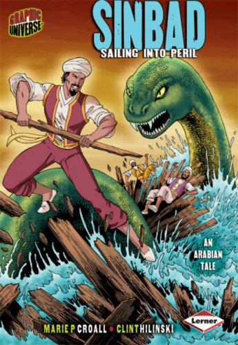 9780761343509: Graphic Universe: Sinbad (Graphic Myths and Legends)