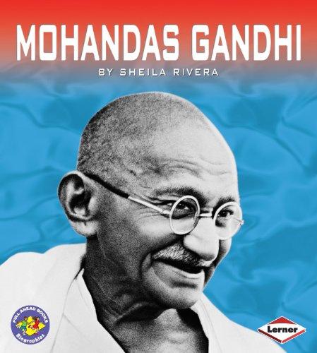 9780761343745: Mohandas Gandhi (Pull Ahead Books - Biographies)