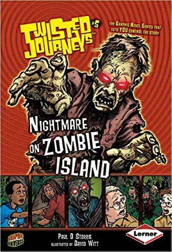 Nightmare on Zombie Island (Twisted Journeys)