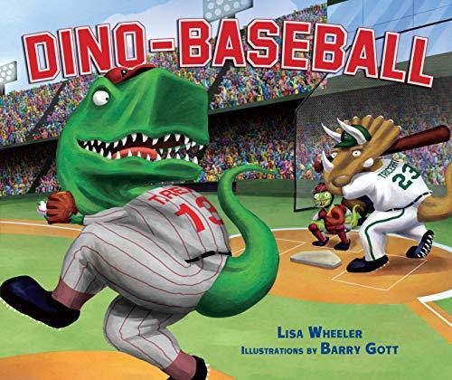 9780761344292: Dino-Baseball