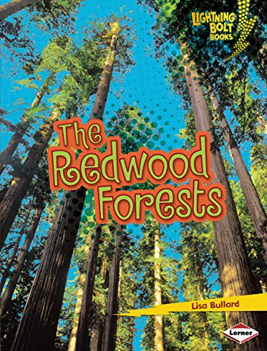 9780761344520: The Redwood Forests (Lightning Bolt Books) (Lightning Bolt Books: Famous Places (Library))