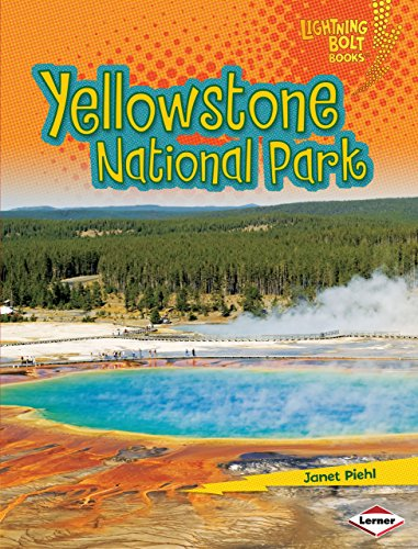 9780761344551: Yellowstone National Park (Lightning Bolt Books) (Lightning Bolt Books: Famous Places (Library))