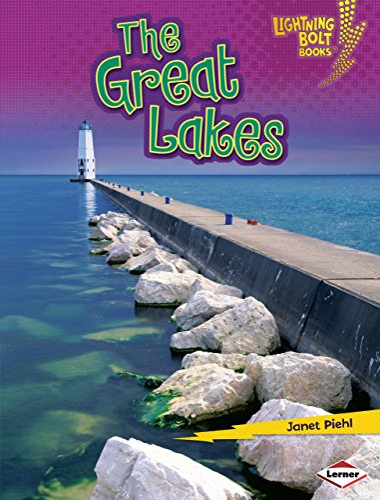 9780761344568: The Great Lakes (Lightning Bolt Books)