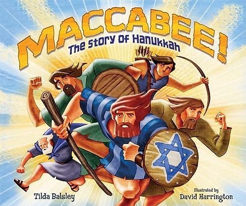 9780761345084: Maccabee!: The Story of Hanukkah