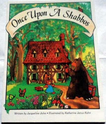 9780761349242: Once Upon A Shabbos