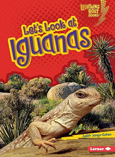 9780761350057: Let's Look at Iguanas (Lightning Bolt Books: Animal Close-Ups)