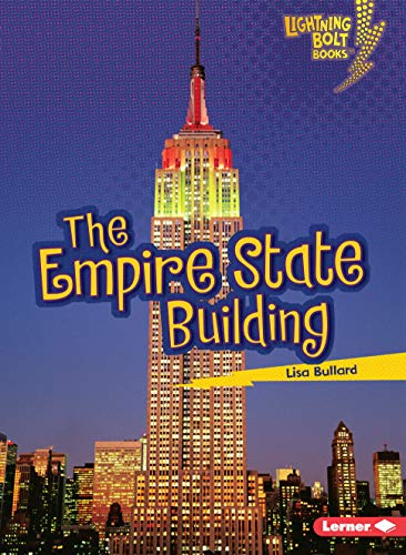 9780761350095: The Empire State Building (Lightning Bolt Books)