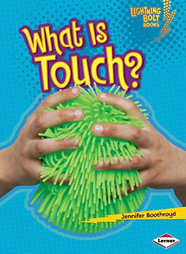 9780761350187: What Is Touch? (Lightning Bolt Books)
