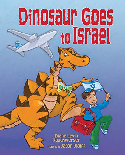 9780761351337: Dinosaur Goes to Israel