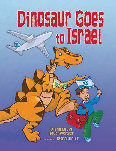 9780761351344: Dinosaur Goes to Israel