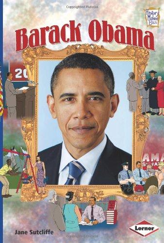 9780761352051: Barack Obama (History Maker Bios)