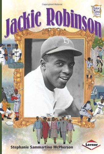 9780761352075: Jackie Robinson (History Maker Bios (Lerner))