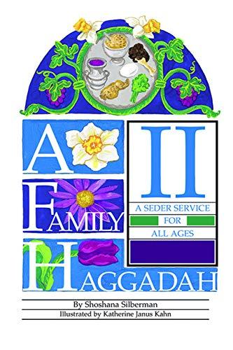 9780761352112: A Family Haggadah II (English and Hebrew Edition)