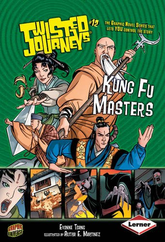 9780761354055: Kung Fu Masters (Twisted Journeys)