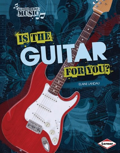 9780761354246: Is the Guitar for You? (Ready to Make Music)