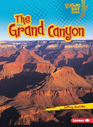 9780761355731: The Grand Canyon (Lightning Bolt Books: Famous Places (Paperback))