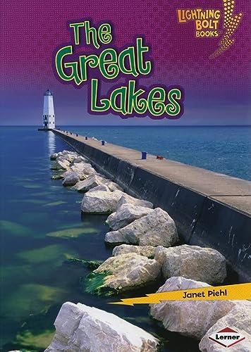9780761355779: The Great Lakes (Lightning Bolt Books)