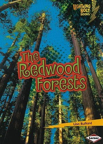 9780761355816: The Redwood Forests (Lightning Bolt Books)