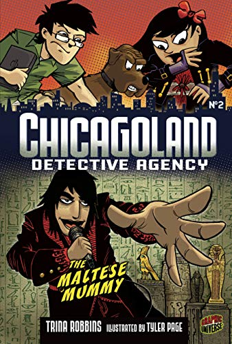 9780761356363: The Maltese Mummy (Chicagoland Detective Agency)