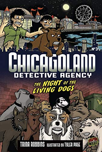 9780761356370: Night of the Living Dogs (Chicagoland Detective Agency)