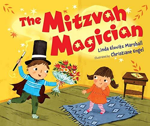 The Mitzvah Magician (Kar-Ben Favorites): Linda Elovitz Marshall