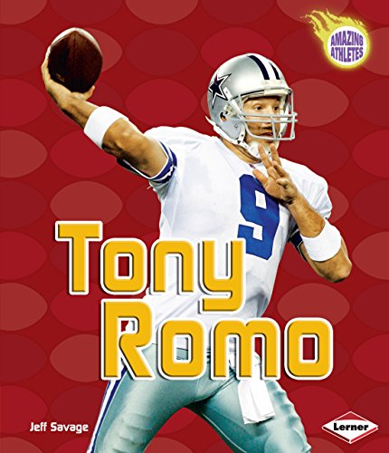 9780761357445: Tony Romo (Amazing Athletes)