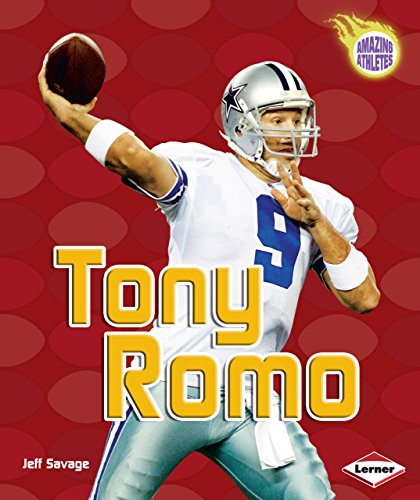 9780761357544: Tony Romo (Amazing Athletes)