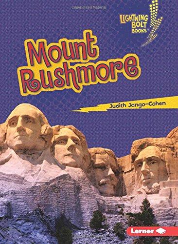 Mount Rushmore (Lightning Bolt Books: Famous Places): Jango-Cohen, Judith