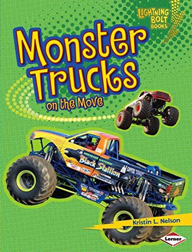 9780761360223: Monster Trucks on the Move (Lightning Bolt Books)