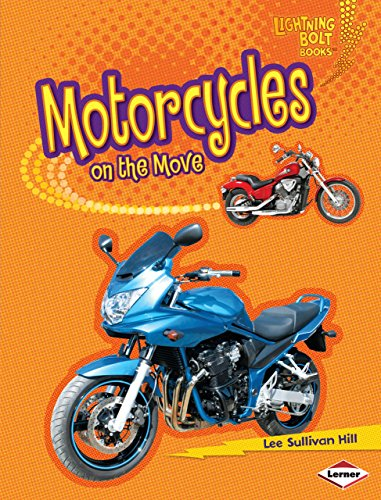 9780761360261: Motorcycles on the Move (Lightning Bolt Books: Vroom-Vroom (Hardcover))