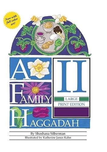 9780761360285: A Family Haggadah II (Passover)