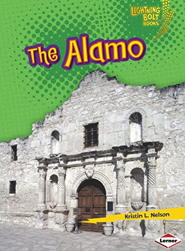 9780761360506: The Alamo (Lightning Bolt Books)