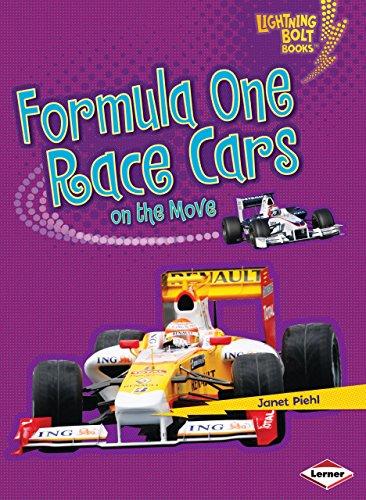 9780761361176: Formula One Race Cars on the Move (Lightning Bolt Books: Vroom-Vroom (Paperback))