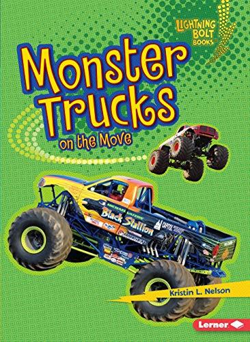 9780761361206: Monster Trucks on the Move (Lightning Bolt Books)