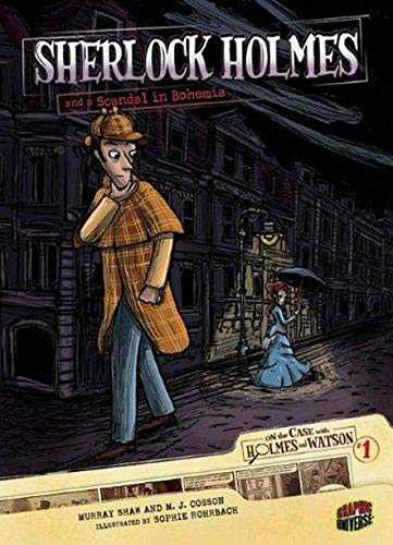 9780761361855: Sherlock Holmes and a Scandal in Bohemia (Graphic Universe)