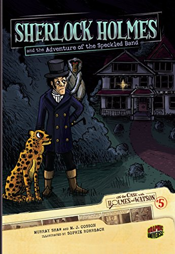 9780761361985: Sherlock Holmes and the Adventure of the Speckled Band (On the Case With Holmes and Watson)
