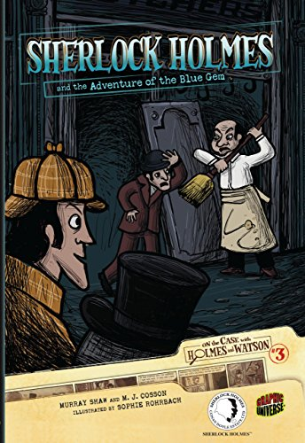 9780761362029: Sherlock Holmes and the Adventure of the Blue Gem