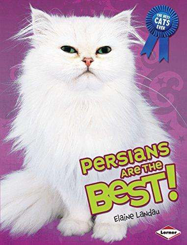 Persians Are the Best! (Best Cats Ever): Landau, Elaine