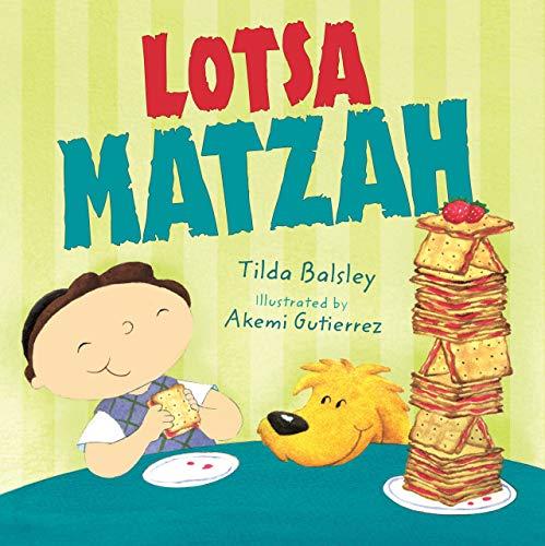 9780761366294: Lotsa Matzah (Very First Board Books)