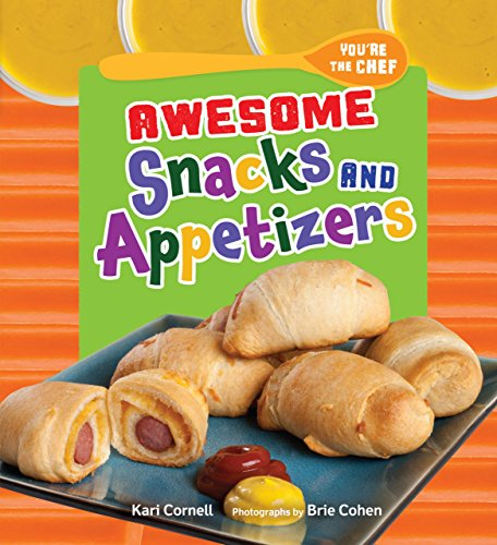 9780761366423: Awesome Snacks and Appetizers