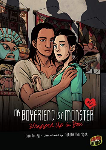 9780761368564: Wrapped Up in You 6 (My Boyfriend Is a Monster)