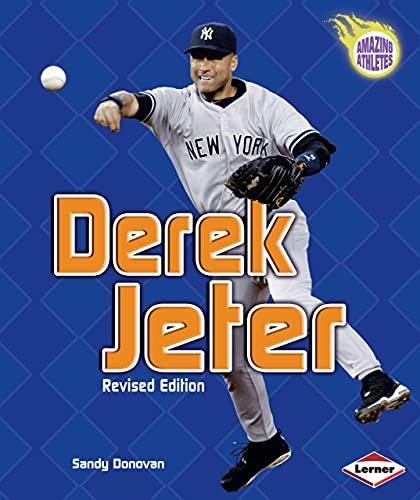 9780761370673: Derek Jeter, 2nd Edition (Amazing Athletes)
