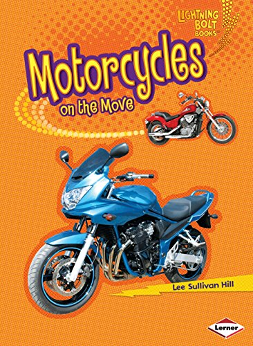 9780761371120: Motorcycles on the Move (Lightning Bolt Books: Vroom-Vroom)