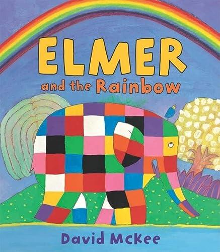 9780761374107: Elmer and the Rainbow (Elmer Books)