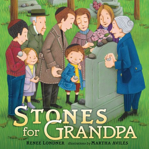 9780761374954: Stones for Grandpa